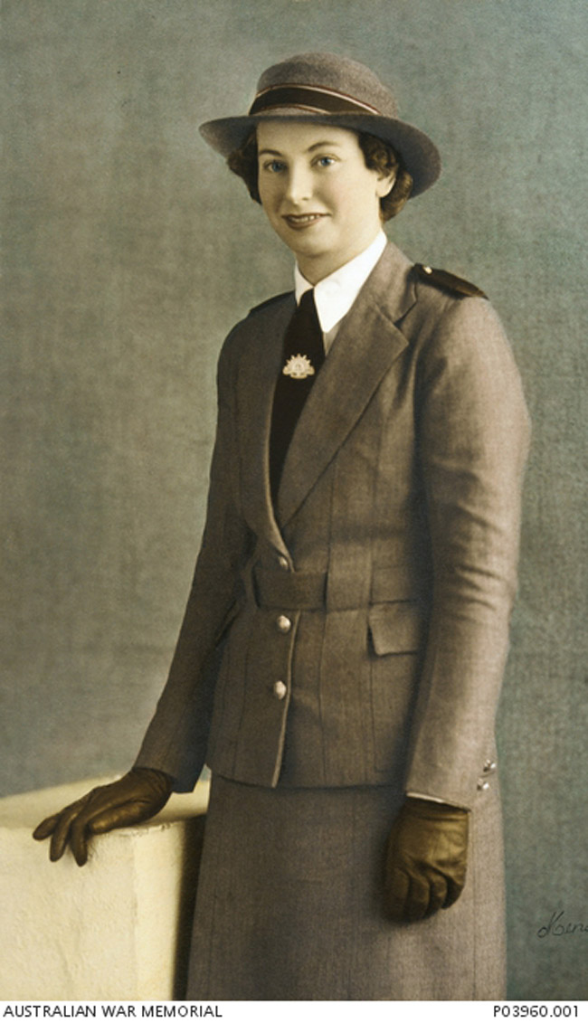 Australian Nurse Survived Massacre -- Elinor Florence