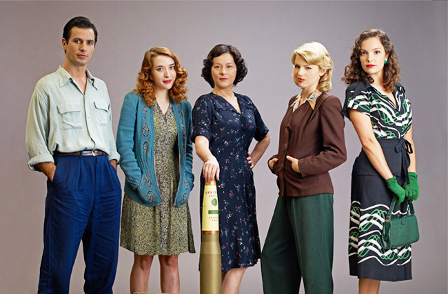My Top Ten Wartime TV Series -- Elinor Florence