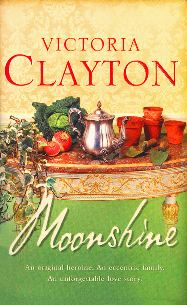 Moonshine, by Victoria Clayton, comfort reading