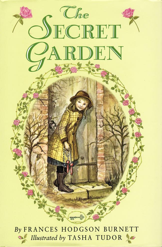 The Secret Garden, by Frances Hodgson Burnett, comfort reading