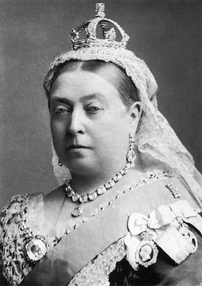 Queen Victoria, 1882