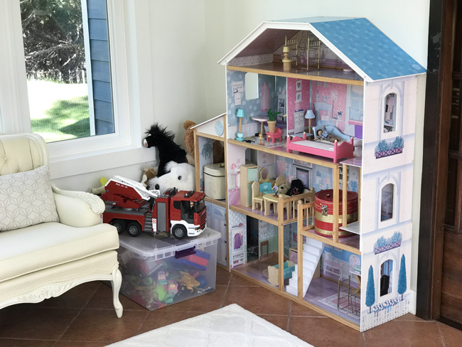 home office dollhouse, Elinor Florence