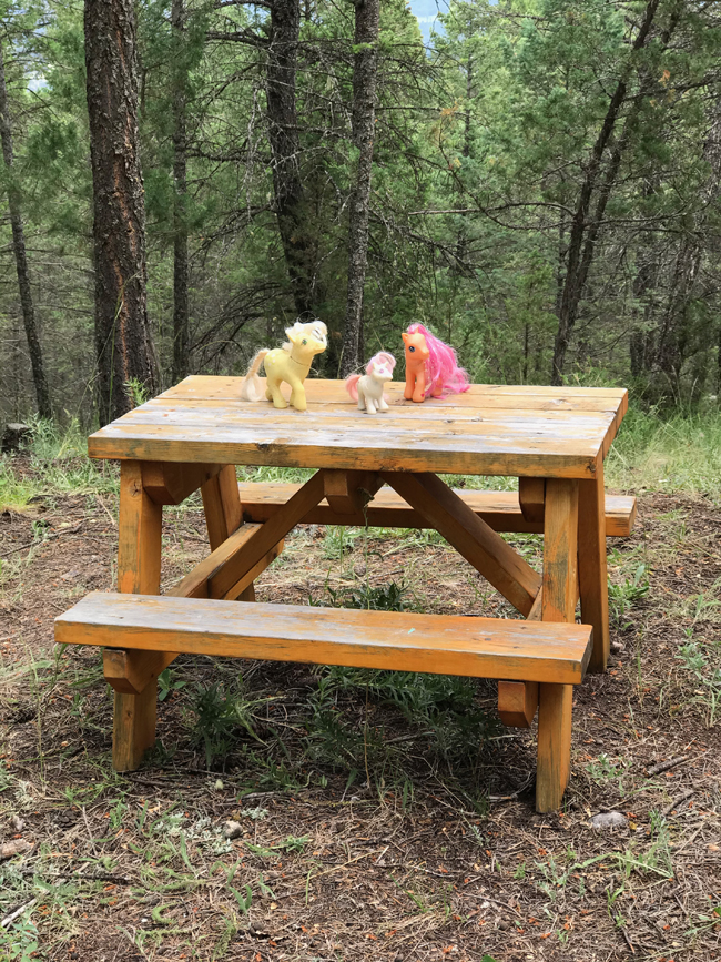 TREEHOUSE picnic table