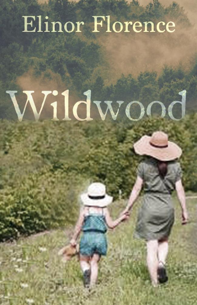 Wildwood book cover design proof