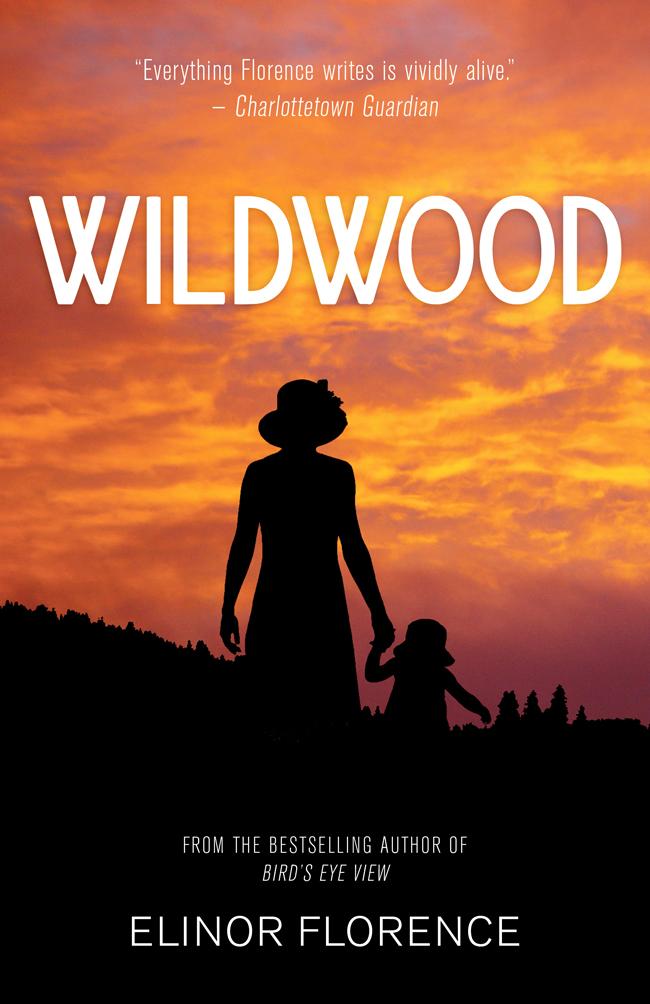 Wildwood book cover design