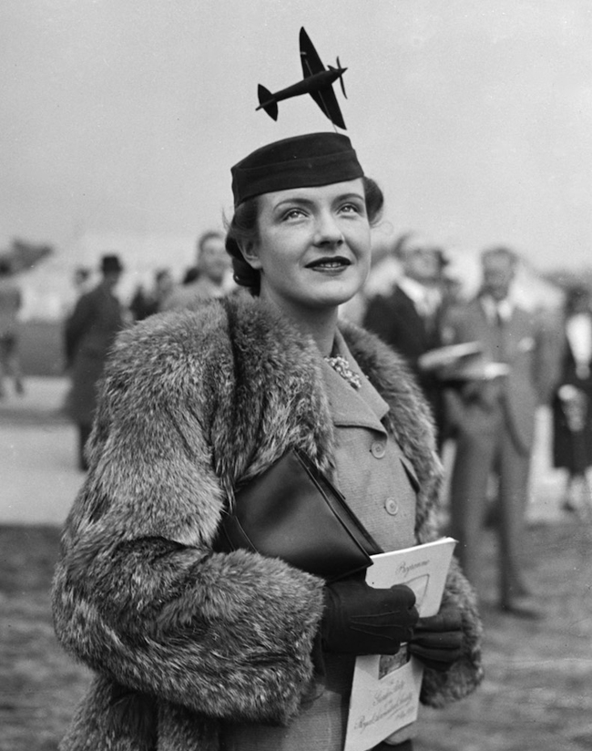 Constance Babington Smith, Women's Auxiliary Air Force