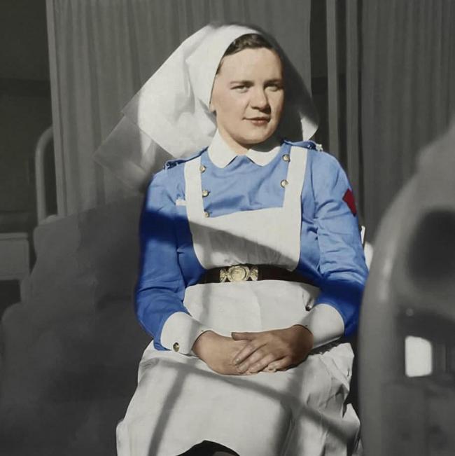 Jessie Lee Middleton, Royal Canadian Medical Corps