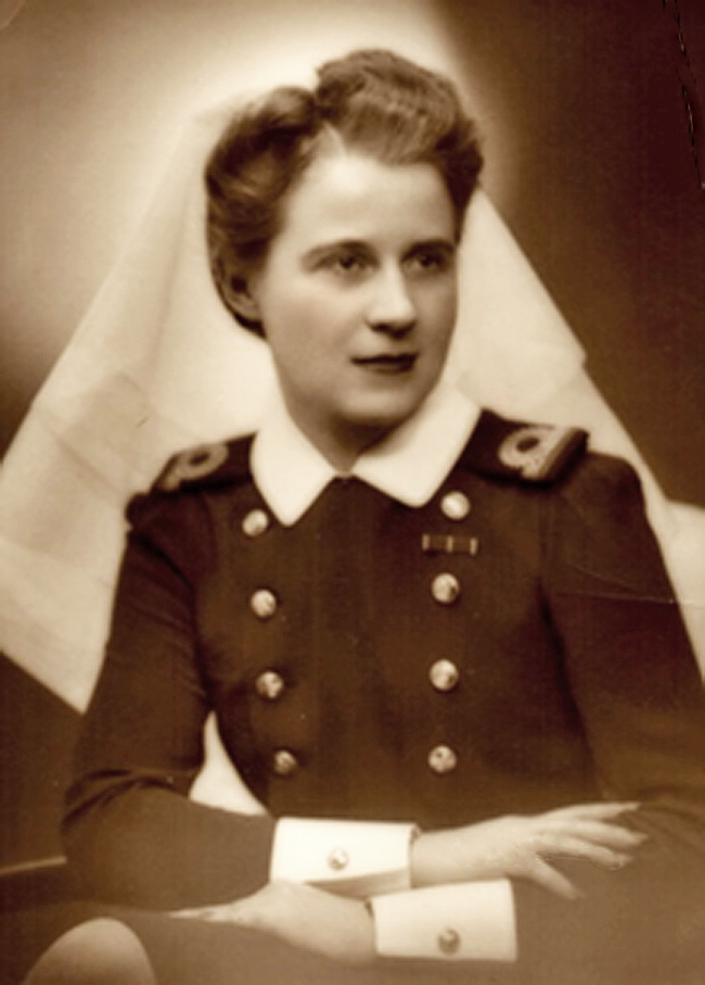 Margaret Brooke, Canadian Army Nursing Corps