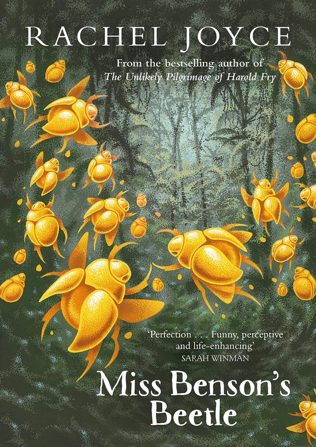 Miss Benson's Beetle, by Rachel Joyce
