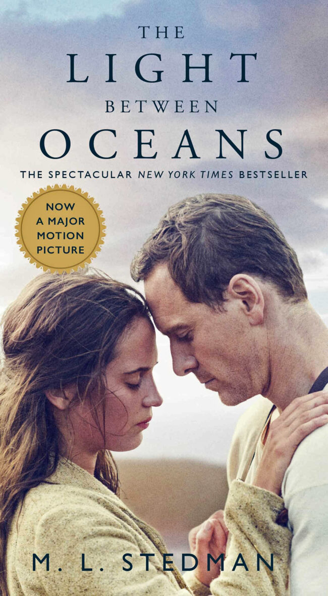 The Light Between Oceans, by M. L. Stedman, book cover