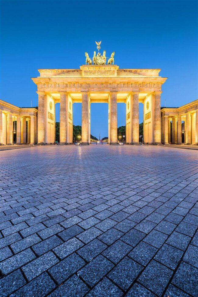 Top Ten Trips, Brandenburg Gate, Berlin
