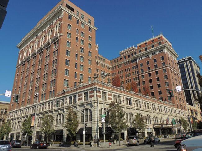 Top Ten Trips, Davenport Hotel, Spokane