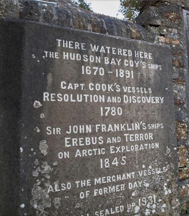 Top Ten Trips, Login's Well, Orkney Islands