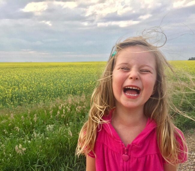 Top Ten Trips, Nora Niddrie, Florence Family Farm, North Battleford, Saskatchewan