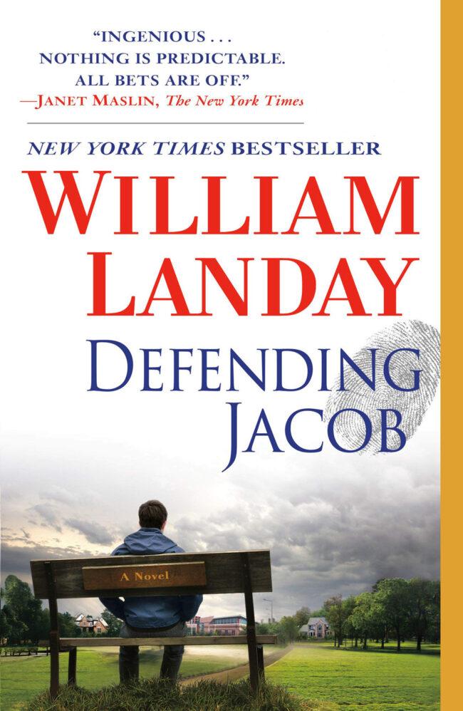 Defending Jacob, William Landay, book cover